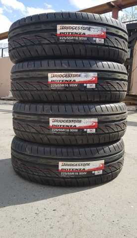 Продам: Bridgestone Potenza RE002 Adrenalin