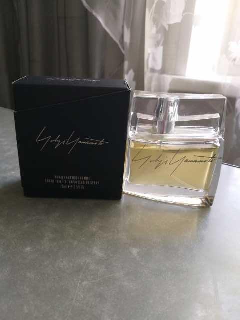 Продам: Yohji Yamamoto Homme 75 ml