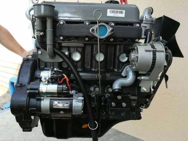 Продам: Двигатель в сборе Xinchai 490 для вилочн
