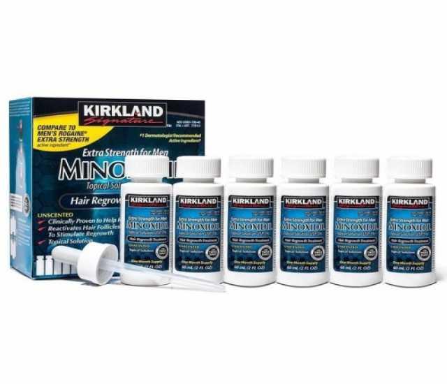 Продам: Киркланд миноксидил 5 Kirkland Minoxidil