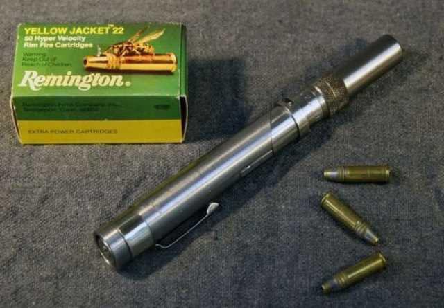 Продам ручка-пистолет stinger pen gun