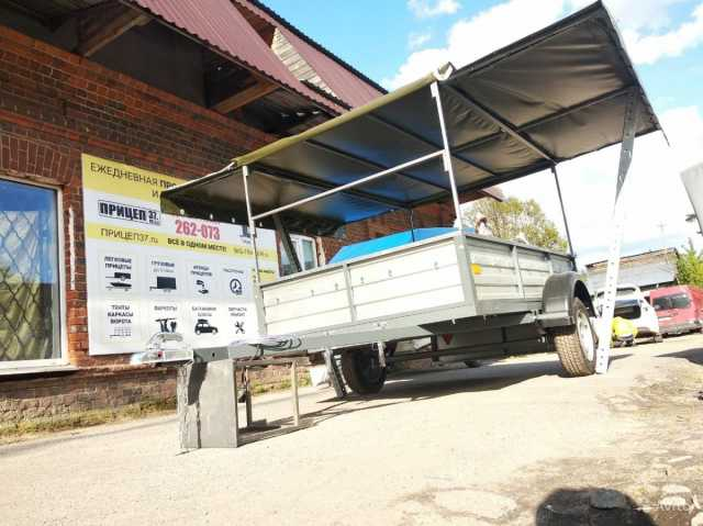 Продам: Прицеп-торговая палатка