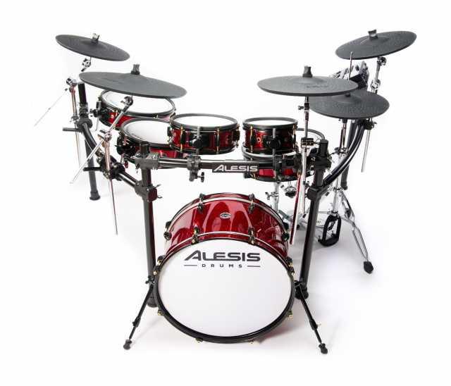 Продам Alesis Strike Pro SE Electronic Drum Set