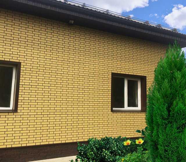 Продам: Фасадные панели Кирпич облицовочный