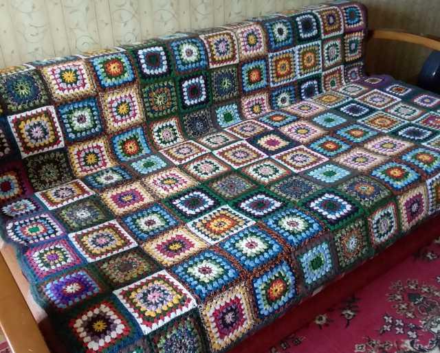 Продам плед редкого дизайна на диван, кровать