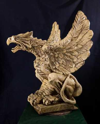 Продам: скульптура грифона