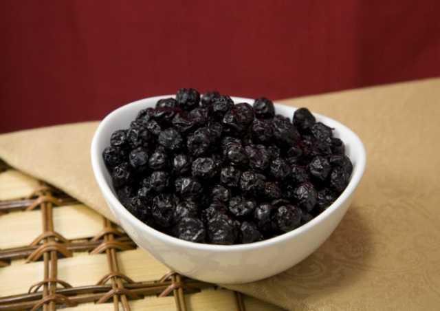 Продам: Ягода черника сушеная