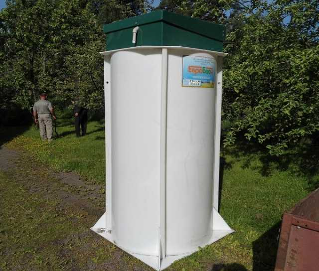 Продам: Септик Евробион, канализация без откачки