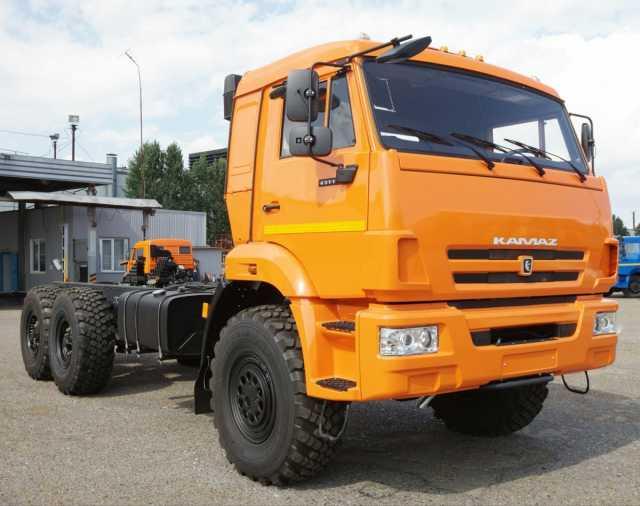 Предложение: Ремонт грузовиков КАМАЗ