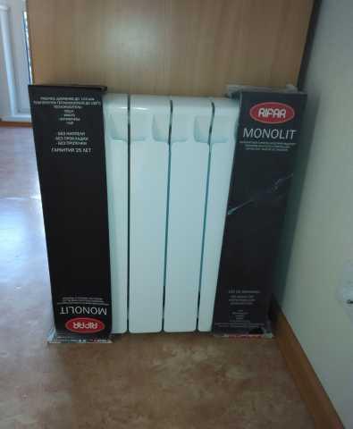 Продам: радиатор отопления биметаллический
