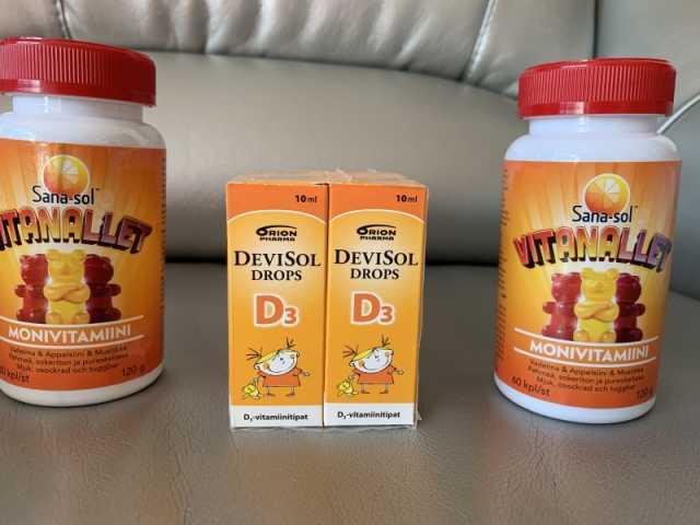 Продам: Devisol Девисол Д3. 10мл