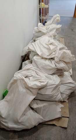 Отдам даром: Строительный мусор (плитка)