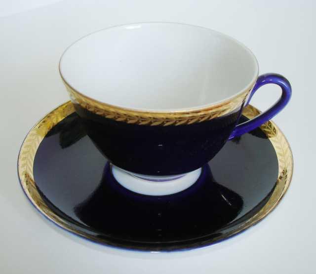 Куплю: сервиз, чайные пары, хрусталь