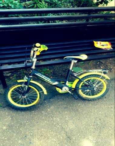 Продам: Велосипед 🚲 от 3 лет до 6