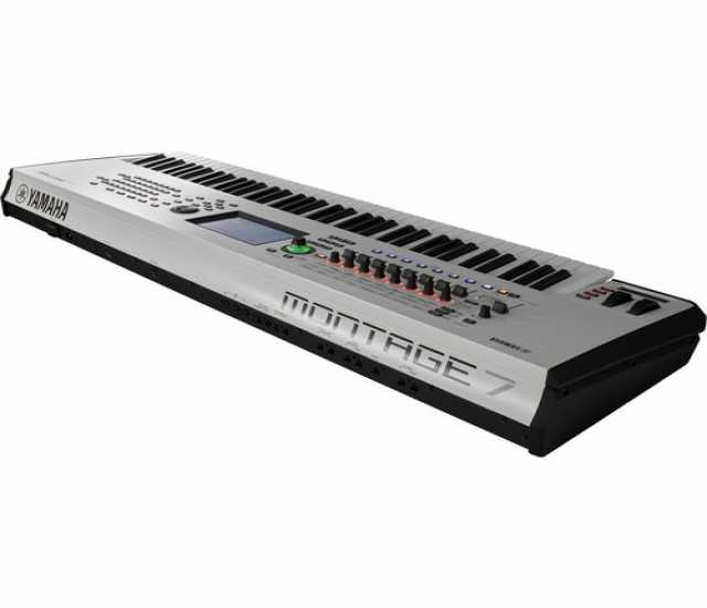 Продам: Yamaha Montage 7 76 Key Workstation Synt