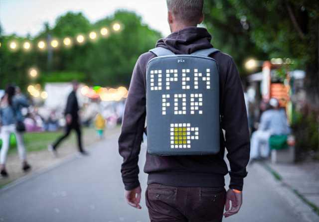 Продам Pix – самый необычный рюкзак, который у