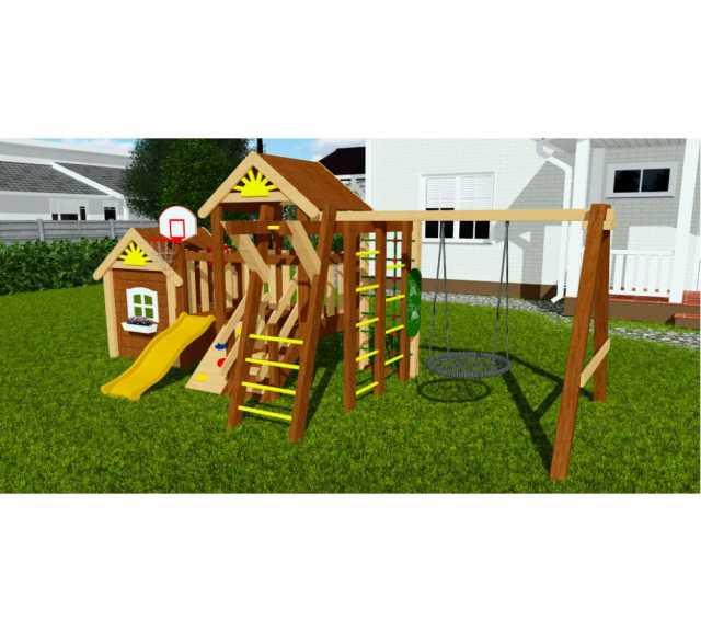 Продам: Детские игровые комплексы по выгодной це