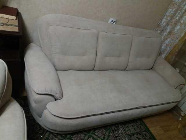 Предложение: Перетяжка мягкой мебели