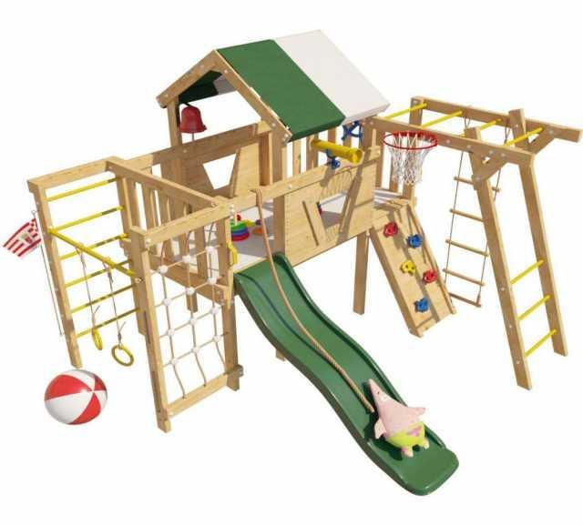 Продам: Детский игровой комплекс Самсон