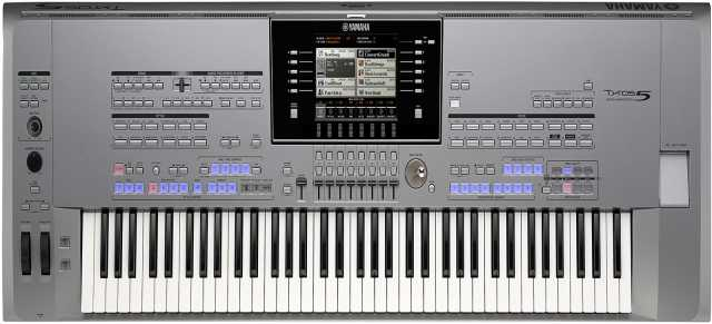 Продам Yamaha Tyros 5 61 and 76-keybroad
