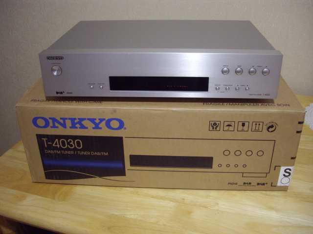 Продам Тюнер Onkyo T-4030DAB+/DAB/FM