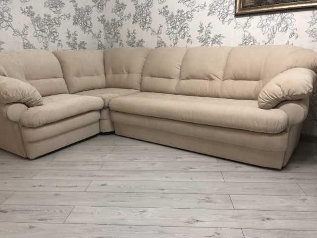 Продам: Диван-кровать угловой