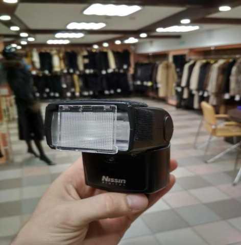 Продам: Nissin Di-466 for Canon