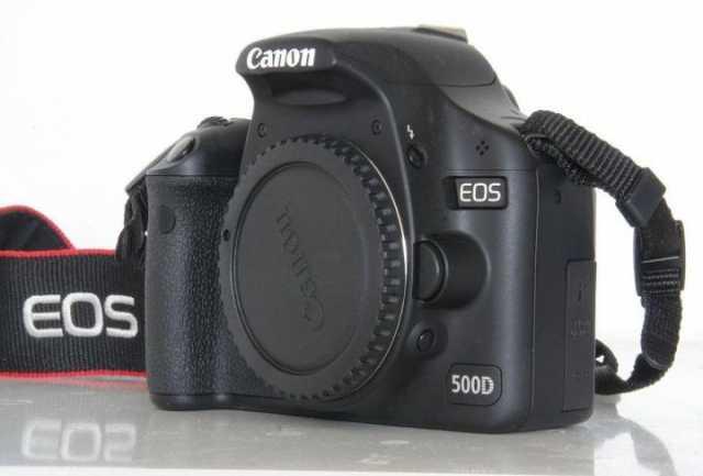 Продам Canon 500d body