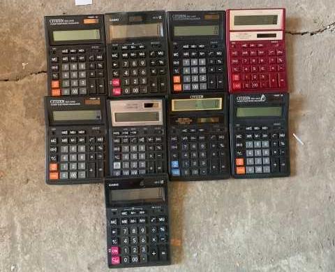Продам: калькуляторы