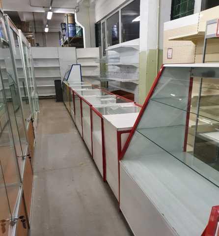 Продам: Витрины и прилавки комплектом (поштучно)