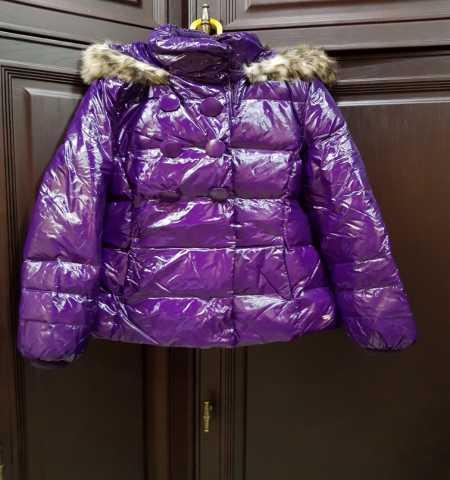 Продам: Теплая одежда для девочки