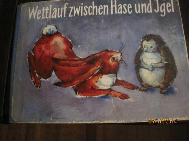 Продам: 1962 Детская Книга на немецком языке