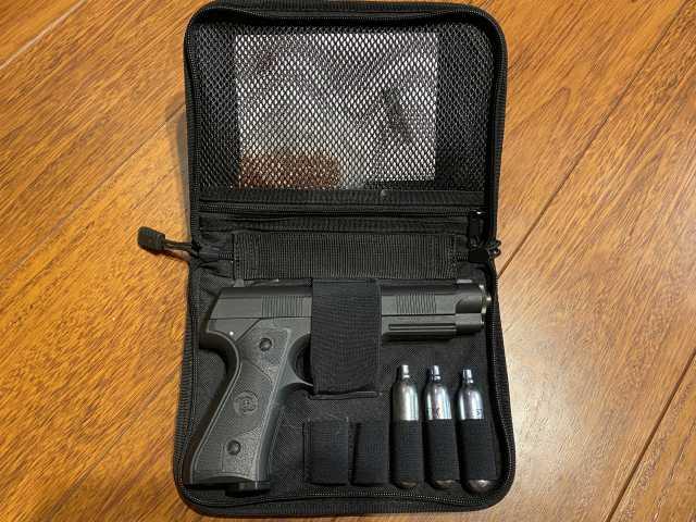 Продам Пневматический пистолет Атаман М1