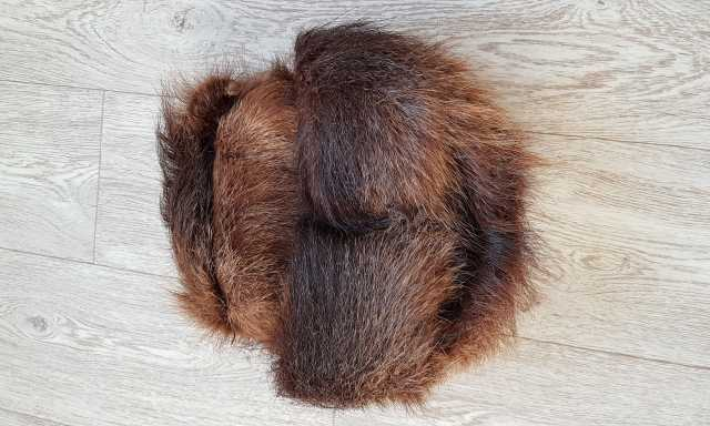 Продам: Шапка меховая мужская из меха ондатры