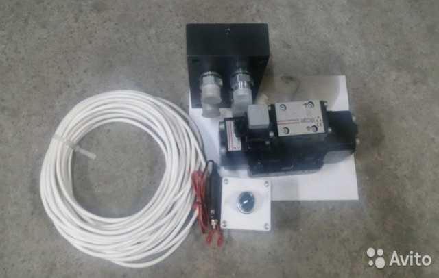 Продам: Реверсивный клапан для гидробура 150-200