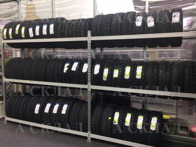 Продам: Стеллаж для хранения автомобильных колеc