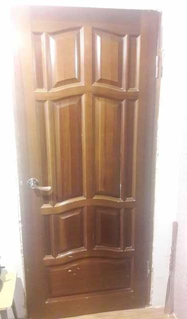 Продам: межкомнатные деревянные двери б/у