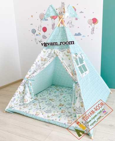 Продам: Детская палатка Вигвам