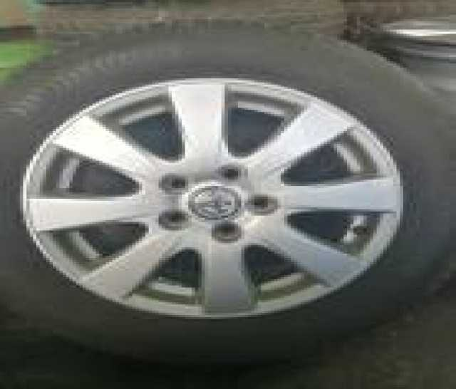 Продам: Колеса на Тойота Камри , можно раздельно