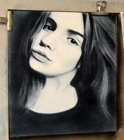 Предложение: Портрет по фотографии
