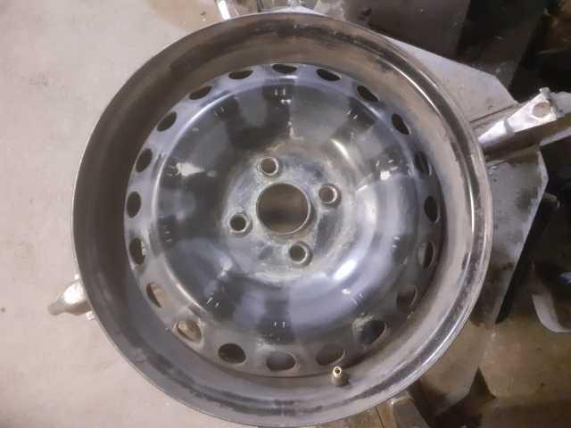 Продам: диск стальной на Хунда Solaris R-15