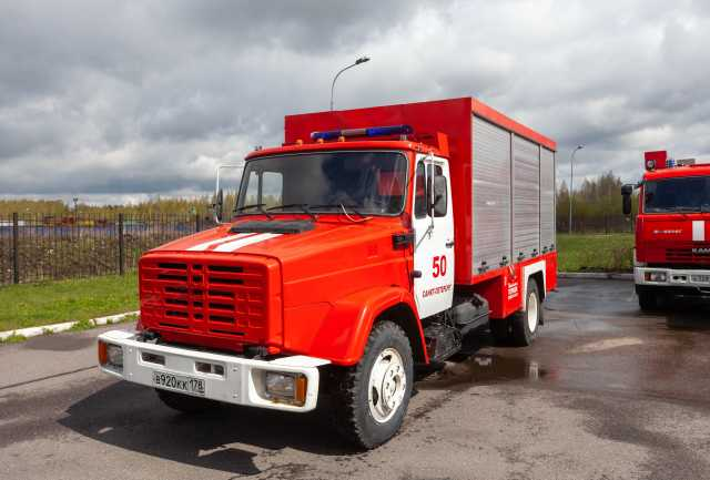 Продам Пожарная машина агт-1 (ЗИЛ-433112), 2005