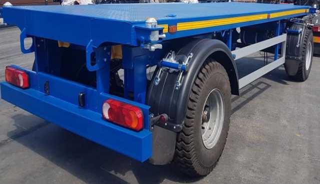 Продам: контейнеровоз г/п 20 тонн