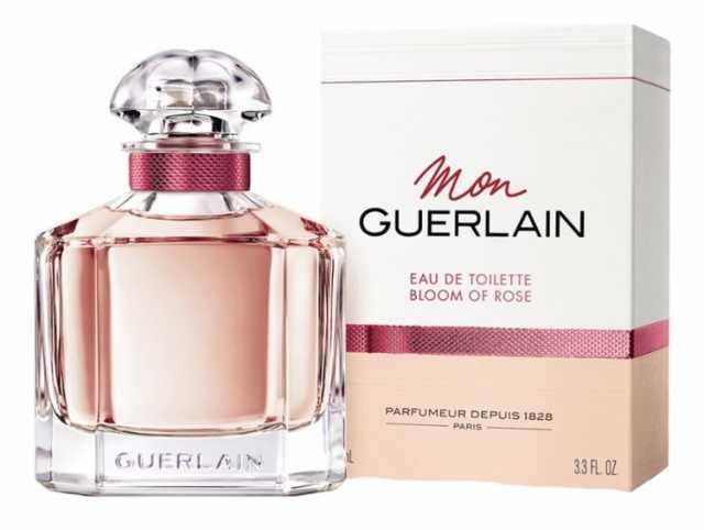 Продам: Guerlain Mon Guerlain Bloom of Rose EDT