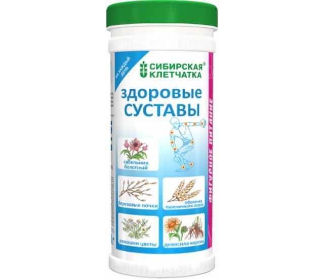 Продам: Сибирская клетчатка «Здоровые суставы»