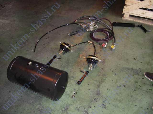 Продам: Комплектующие пневматической тормозной