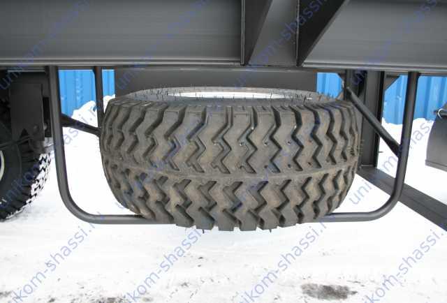 Продам: устройство крепления запасного колеса