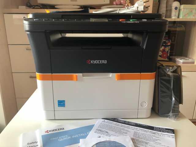 Продам: МФУ Kyocera FS-1020 MFP