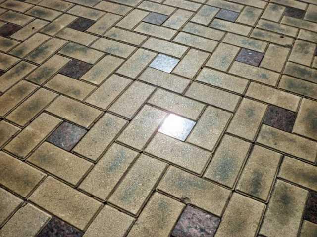 Предложение: Укладка тротуарной плитки
