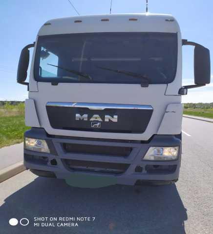 Продам: Тягач ман MAN TGS 19.400 2012 год